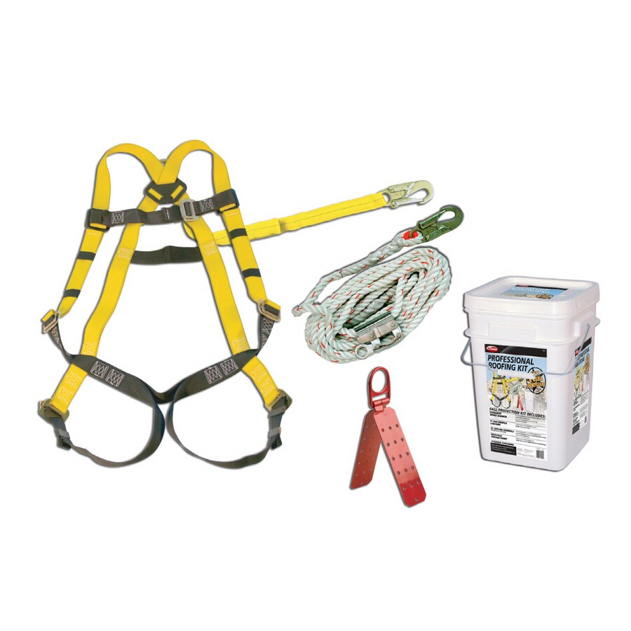 Roof Safety Kit Amp 2 Person Rooftop Fall Kit Hll System