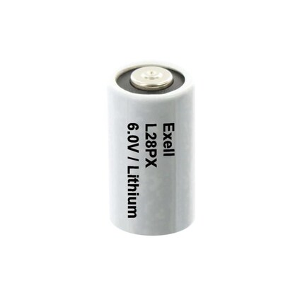 Rechargeable Alkaline Batteries >> Rechargeable Alkaline L28px Dog Collar Batteries