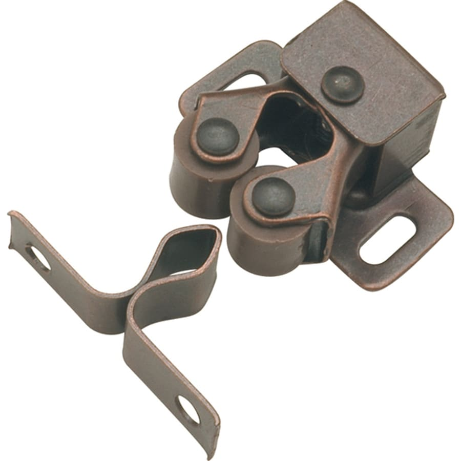 Hickory Hardware Bronze Cabinet Catch At Lowes Com