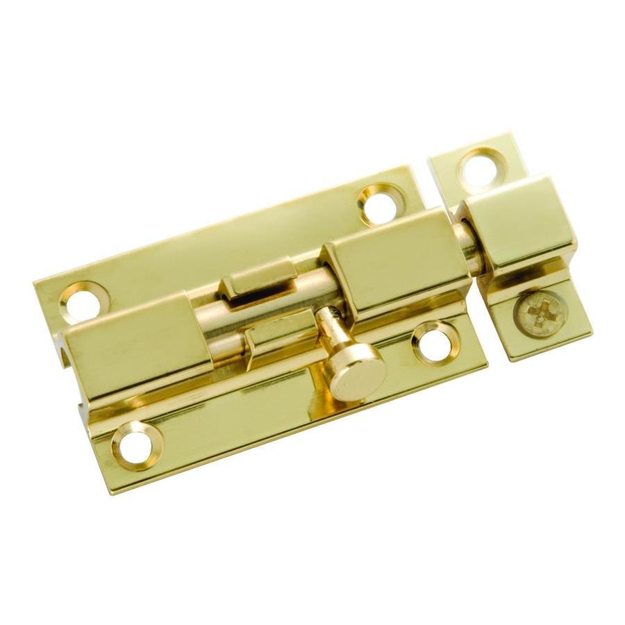 First Watch 6-in Brass Bolt