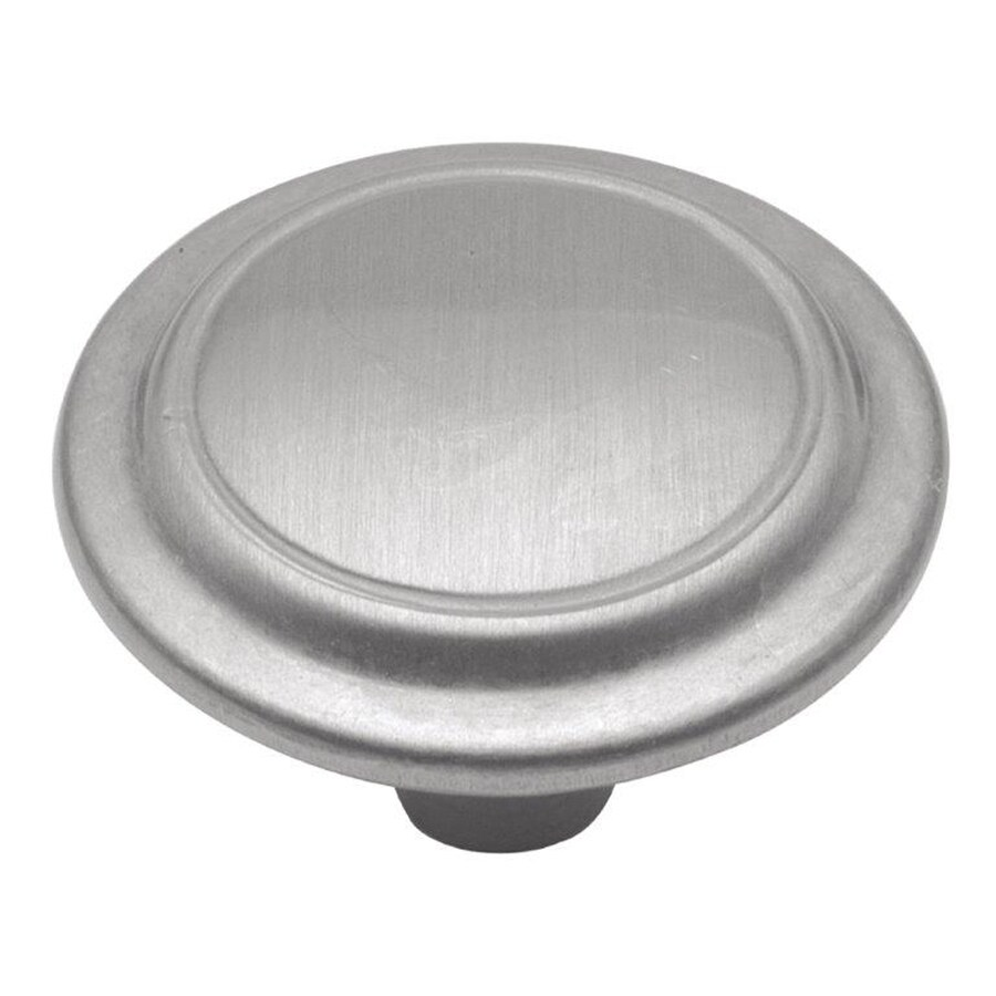 Hickory Hardware Eclipse Chromolux Round Cabinet Knob