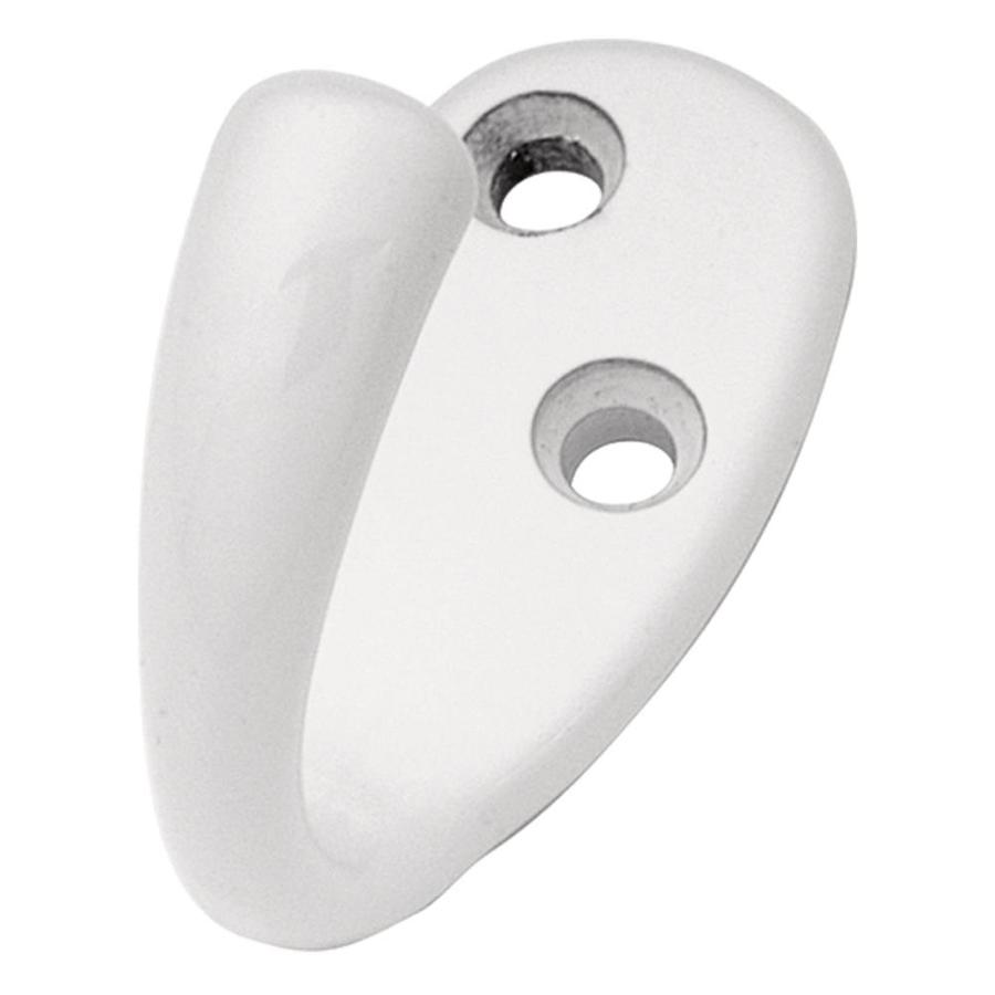 Hickory Hardware White Garment Hook