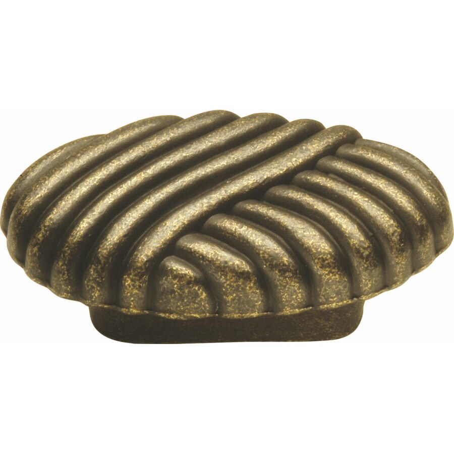 Hickory Hardware Gladstone Windover Antique Round Cabinet Knob