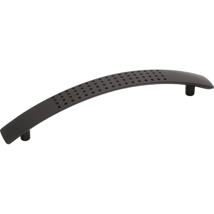 Hickory Hardware 128mm Center-to-Center Matte Black Metropolis Bar Cabinet Pull