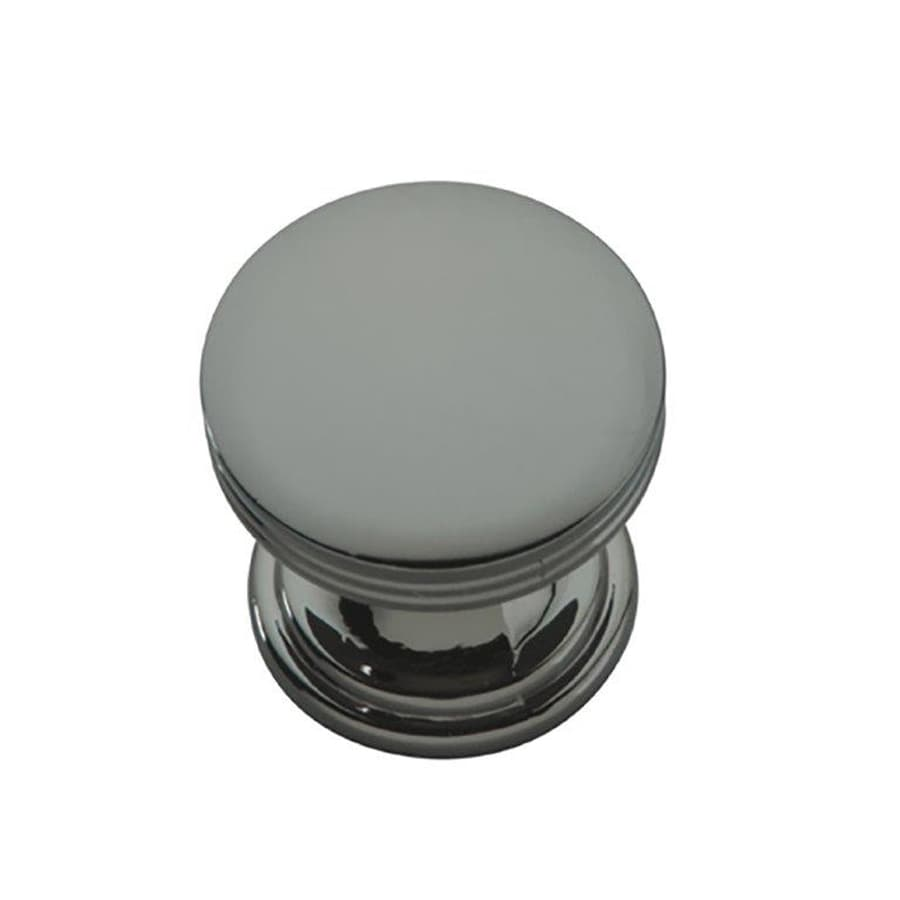 Hickory Hardware American Diner Black Nickel Round Cabinet Knob