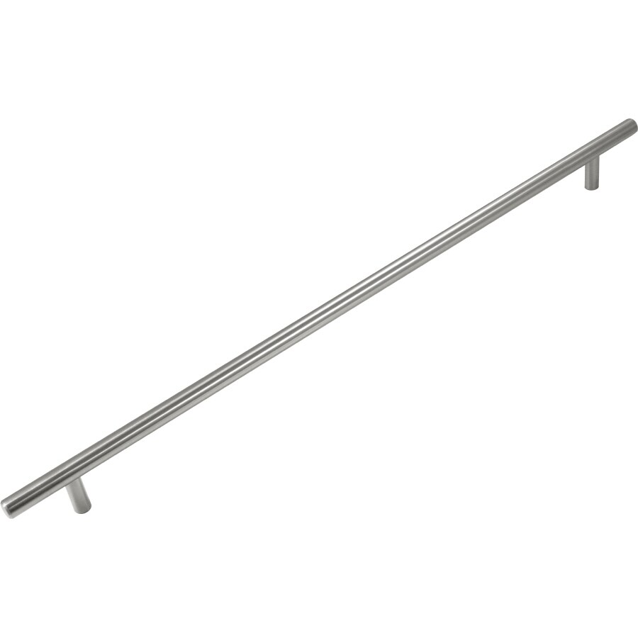 Hickory Hardware 416mm Center-to-Center Stainless Steal Contemporary Bar Pulls Bar Cabinet Pull