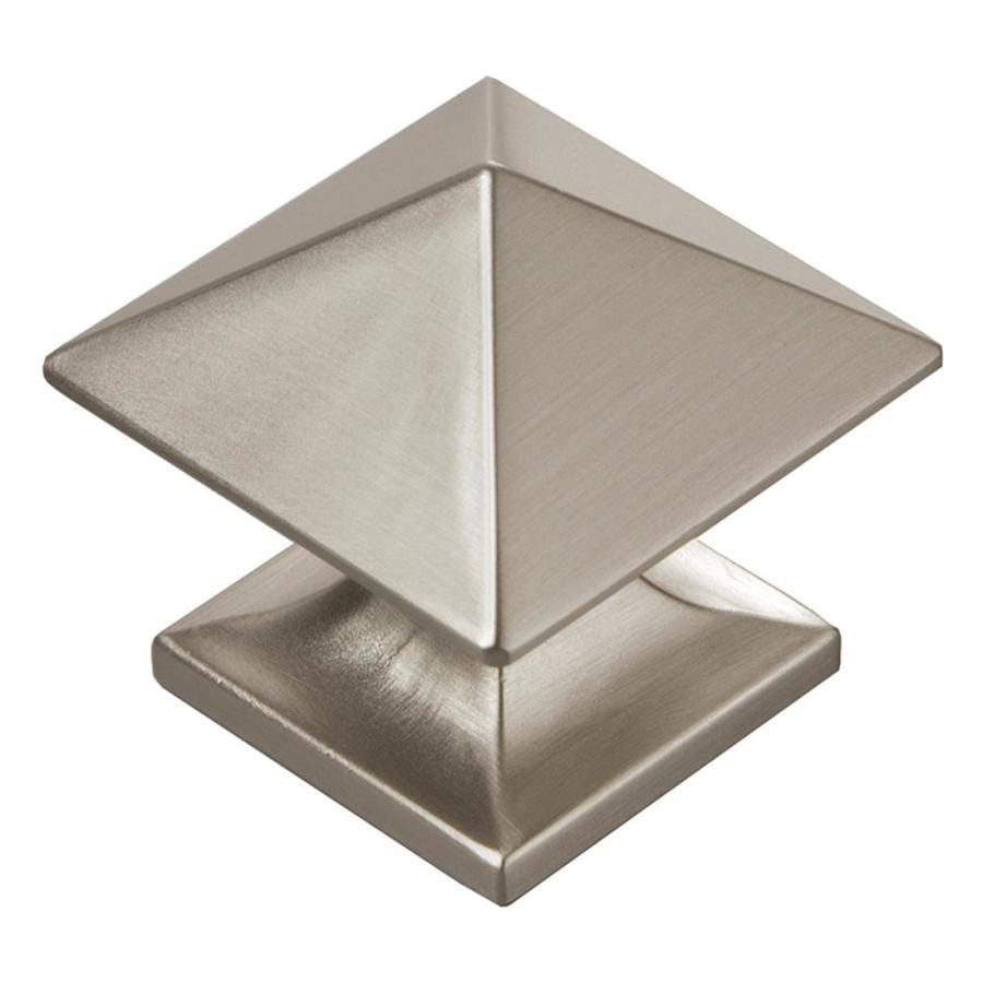 Hickory Hardware Square Cabinet Knob