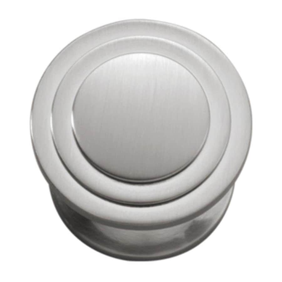 Hickory Hardware Deco Satin Nickel Round Cabinet Knob