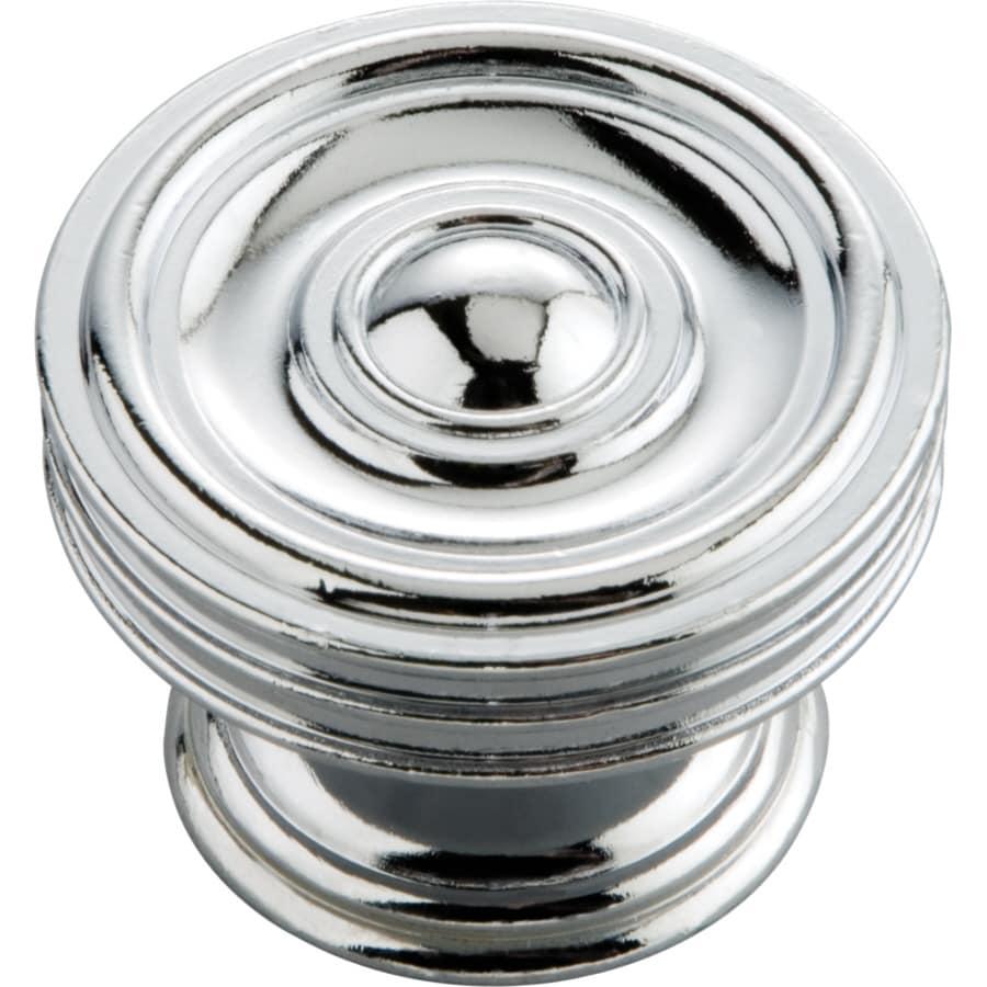 Hickory Hardware Concord Chrome Round Cabinet Knob