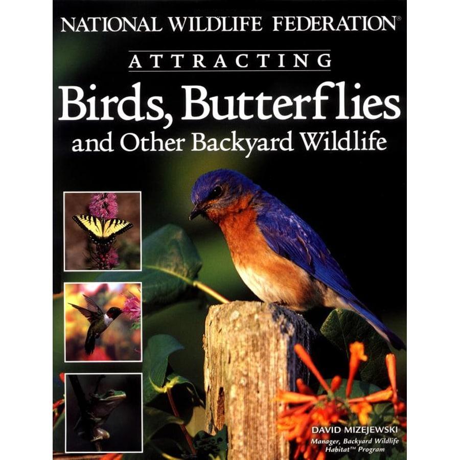 Attracting Birds, Butterflies and Other Wildlife