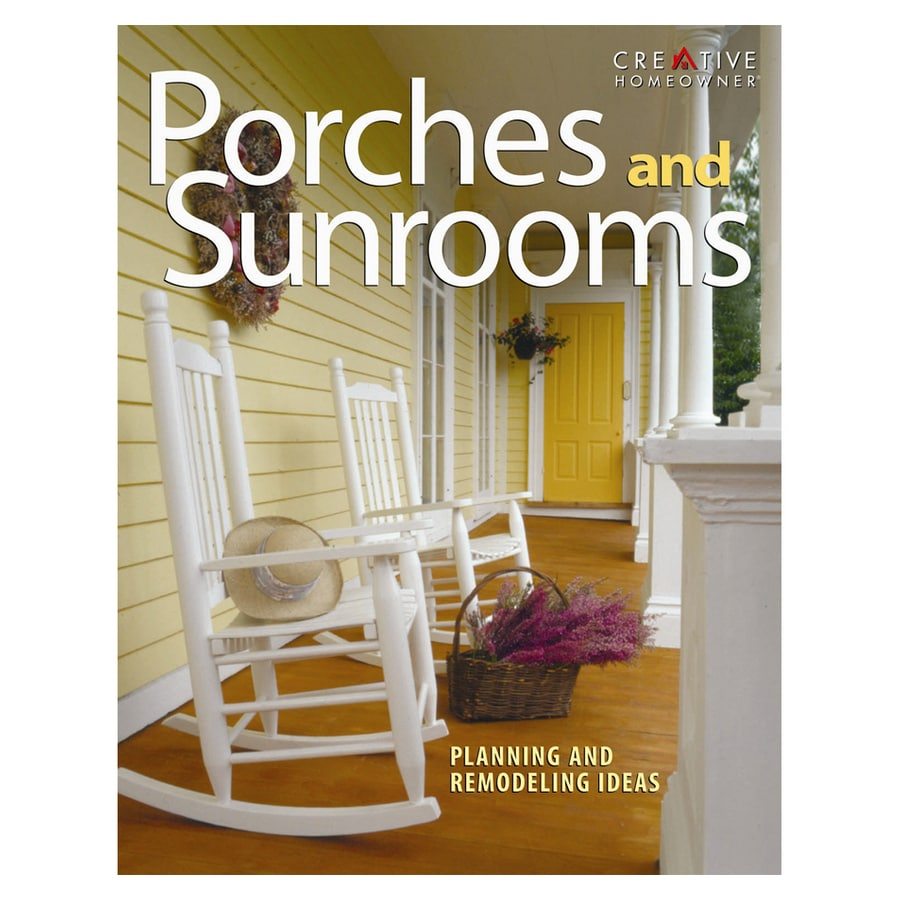 Creative Homeowner Porches and Sunrooms