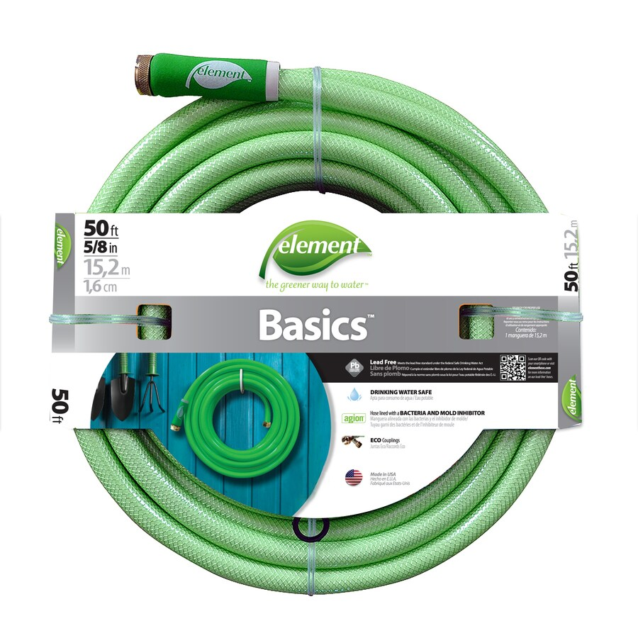 Shop Colorite Swan 58 in x 50 ft Medium Duty Garden Hose at Lowescom