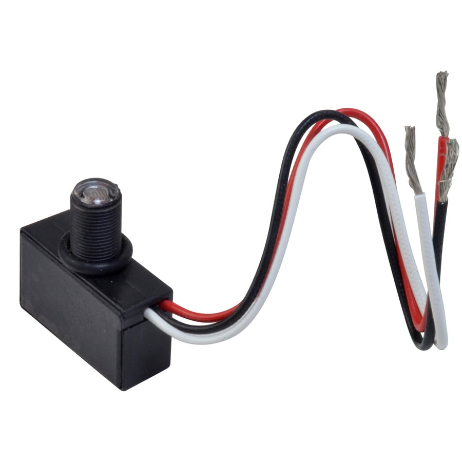 hard wire photocell mini wiring diagram photocell light switch hampton bay photocell for dusk to dawn