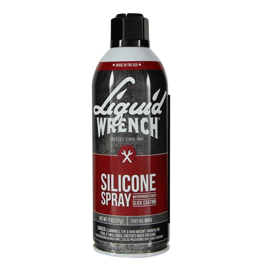 Liquid Wrench 11-oz Silicone Spray