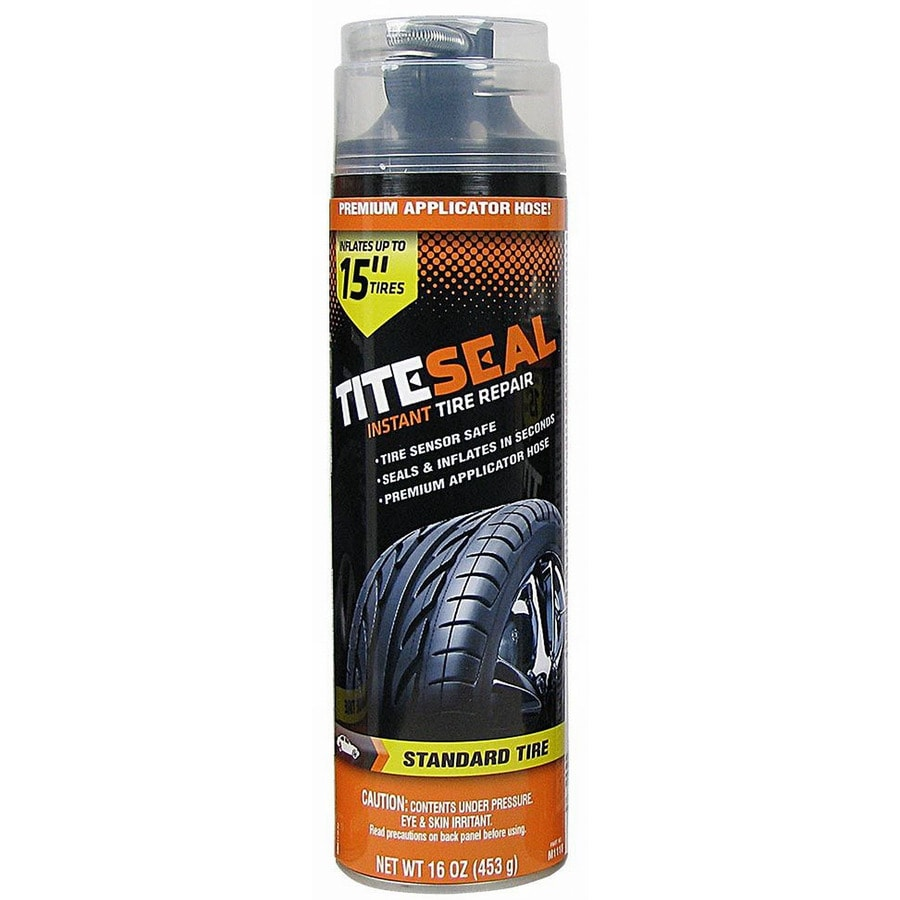 TITE-SEAL 16-oz Aerosol Tire Repair Sealant