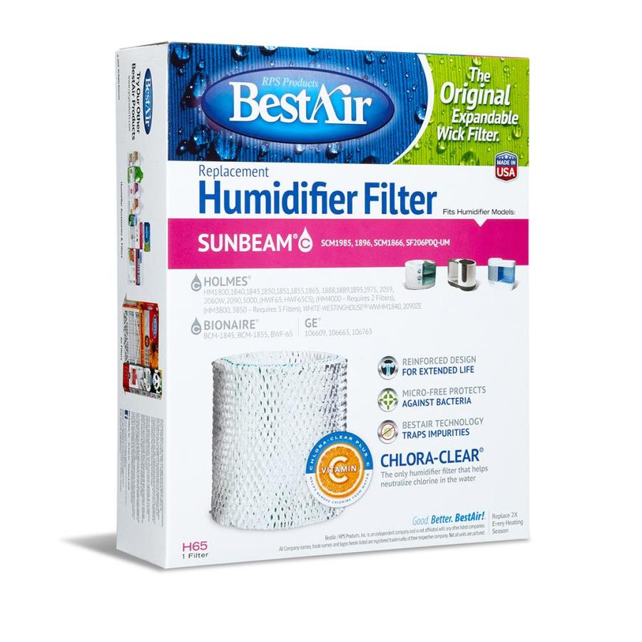 BestAir Replacement Humidifier Wick Filter