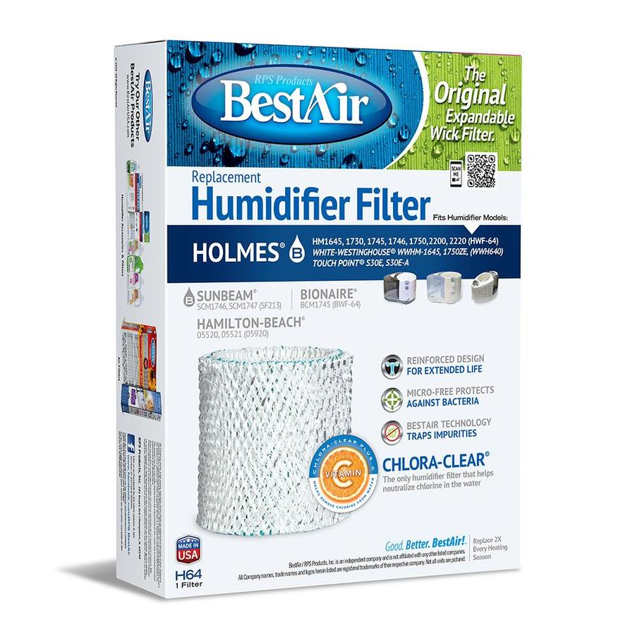 BestAir Wick Filter Fits Holmes
