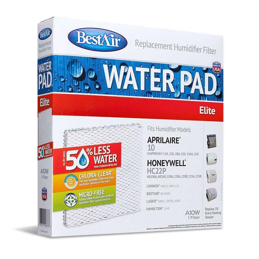 BestAir Replacement Wick Water Pad for Aprilaire