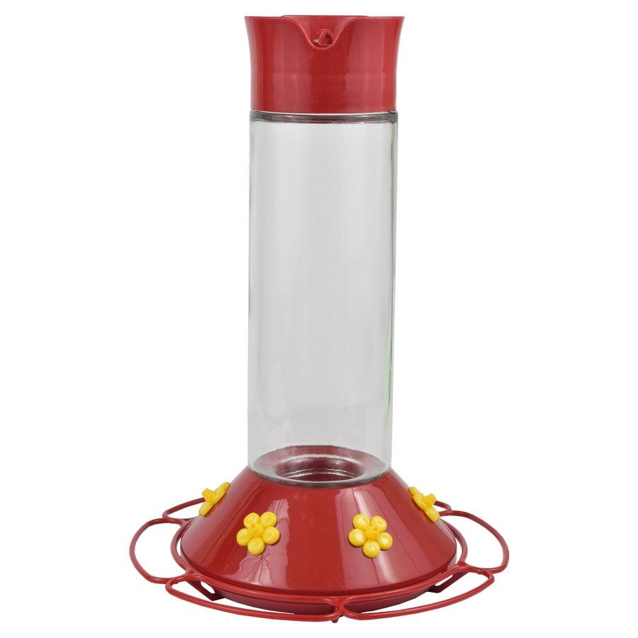 Perky-Pet Our Best Glass Hummingbird Feeder 30 oz