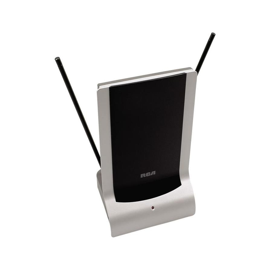 RCA Indoor Amplified Tabletop Antenna