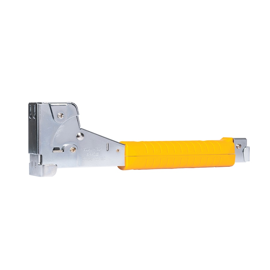 Shop Arrow 0 375 In Heavy Duty Manual Hammer Tacker At