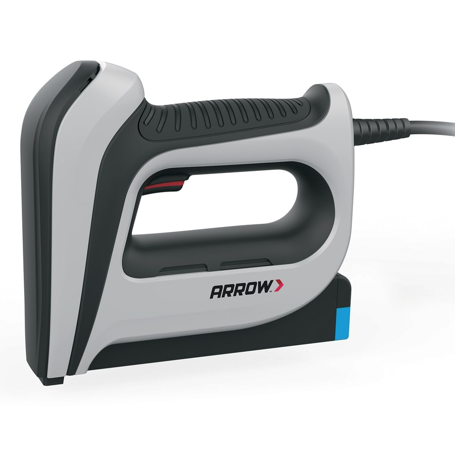 Shop Arrow Fastener 0375 In Electric Staple Gun At Lowes
