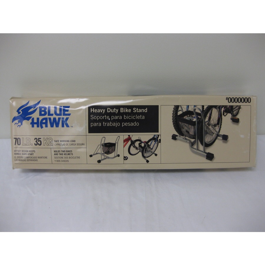Blue Hawk Steel Bike Stand