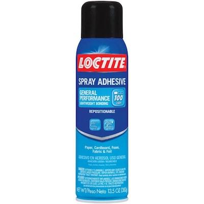 Loctite General Performance Spray Adhesive 13 5 Fl Oz Bonding