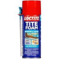 Loctite Tite Foam Window and Door 12oz Spray Foam Insulation Deals
