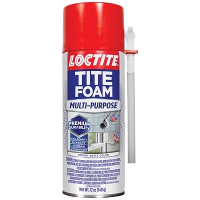 LOCTITE TITE FOAM Multi-Purpose 12-oz Spray Foam Insulation