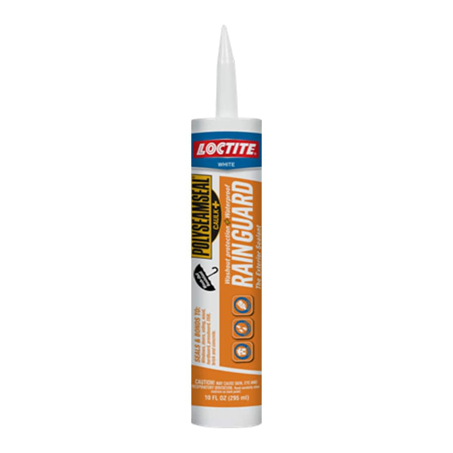 LOCTITE U/A 10-oz White Paintable Specialty Caulk