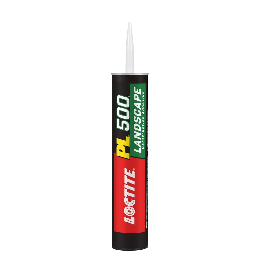 LOCTITE Pl Off-White Exterior Landscape Construction Adhesive (Actual Net Contents: 28-fl oz)