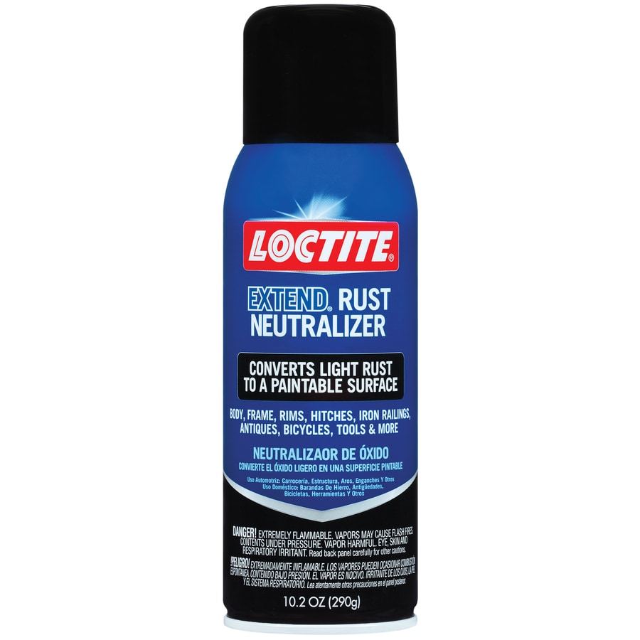 LOCTITE Rust Neutralizer 10 2-oz Rust Remover at Lowes com