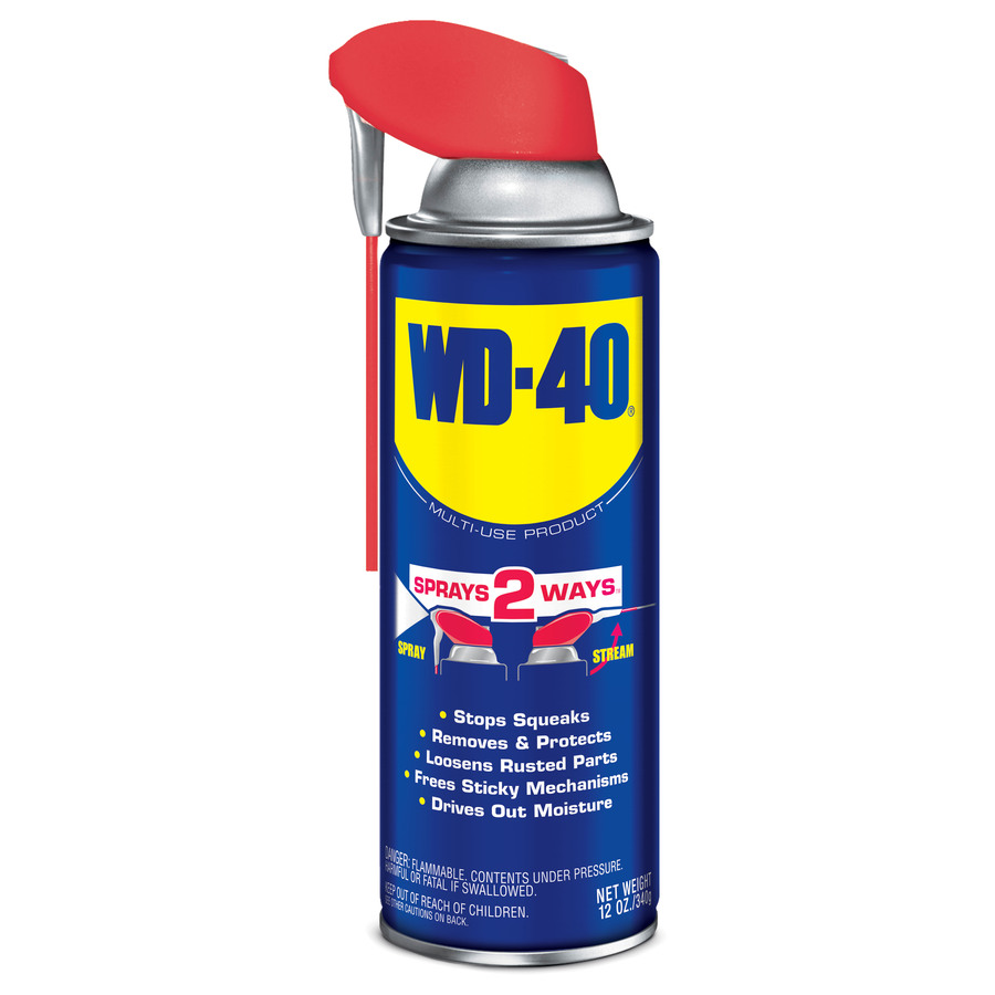 Shop Wd 40 12 Oz Wd 40 Aerosol Smart Straw At Lowes Com