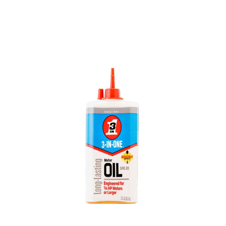 3-IN-ONE 3-oz 3-in-1 Electric Motor Oil