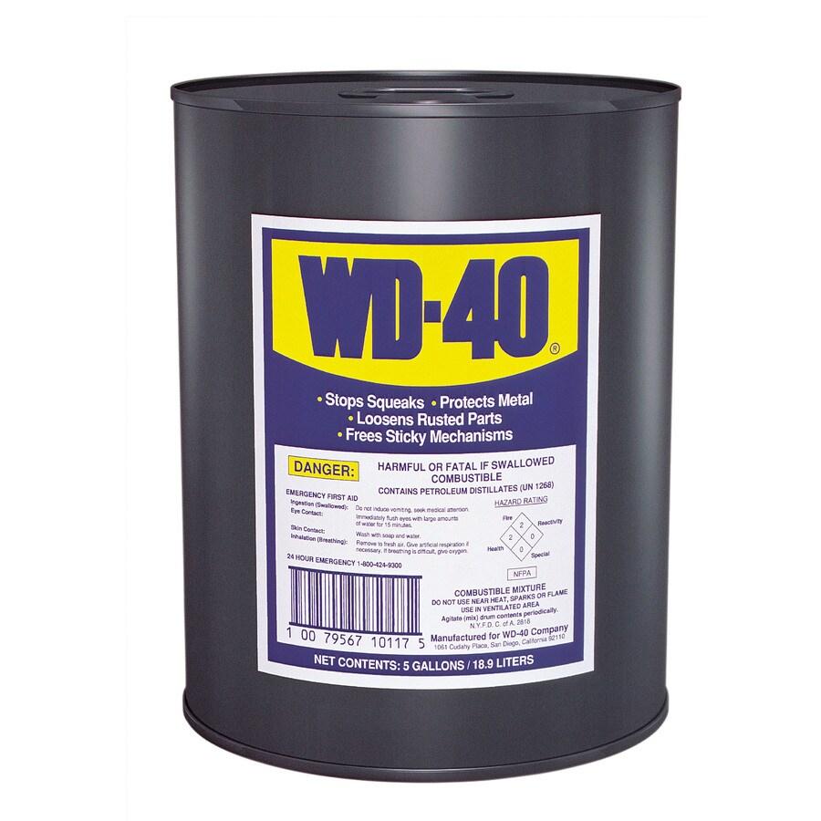 WD-40 5-Gallon Lubricant