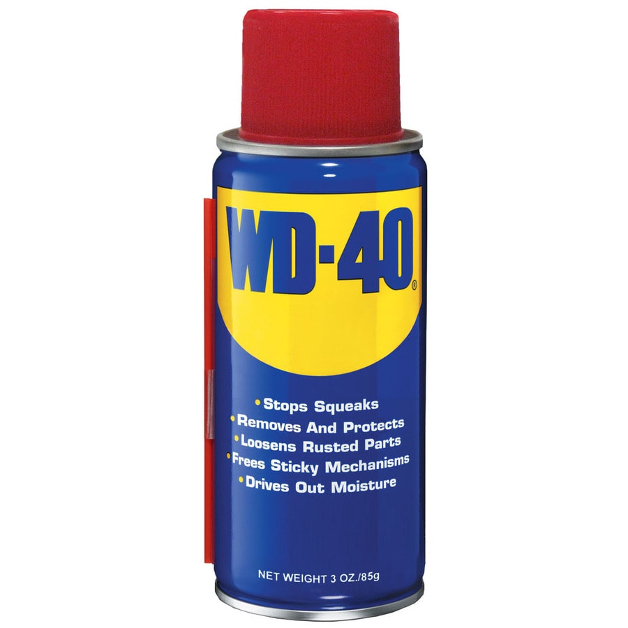 Shop Wd 40 3 Oz Lubricant Can At Lowes Com