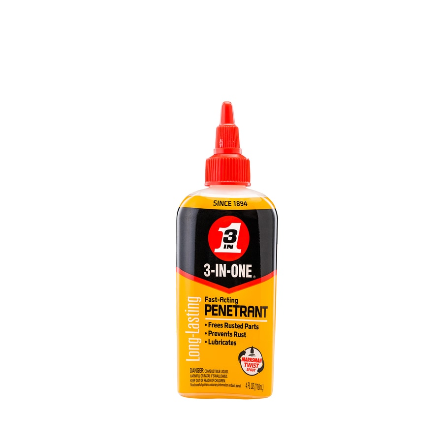 3-IN-ONE 4-oz Penetrant Drip Oil