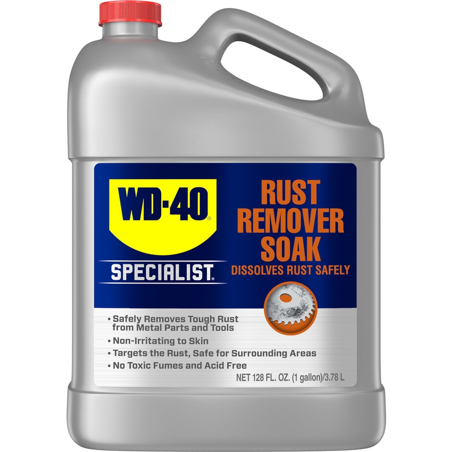 shop wd 40 specialist 1 gallon specialist rust soak at. Black Bedroom Furniture Sets. Home Design Ideas