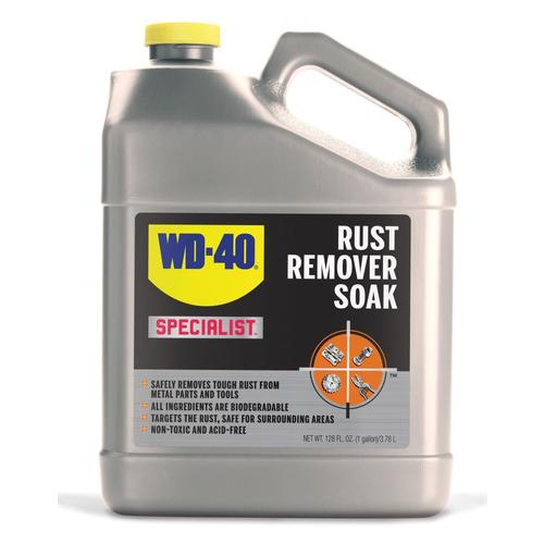 WD-40 Vintage Garage Advertising Oil Car Bike Shed Wall Small Metal Tin Sign