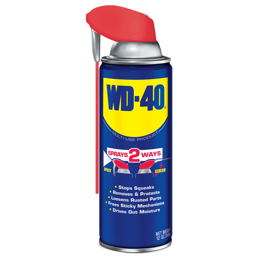 Shop Wd 40 12 Oz Smart Straw H S At Lowes Com