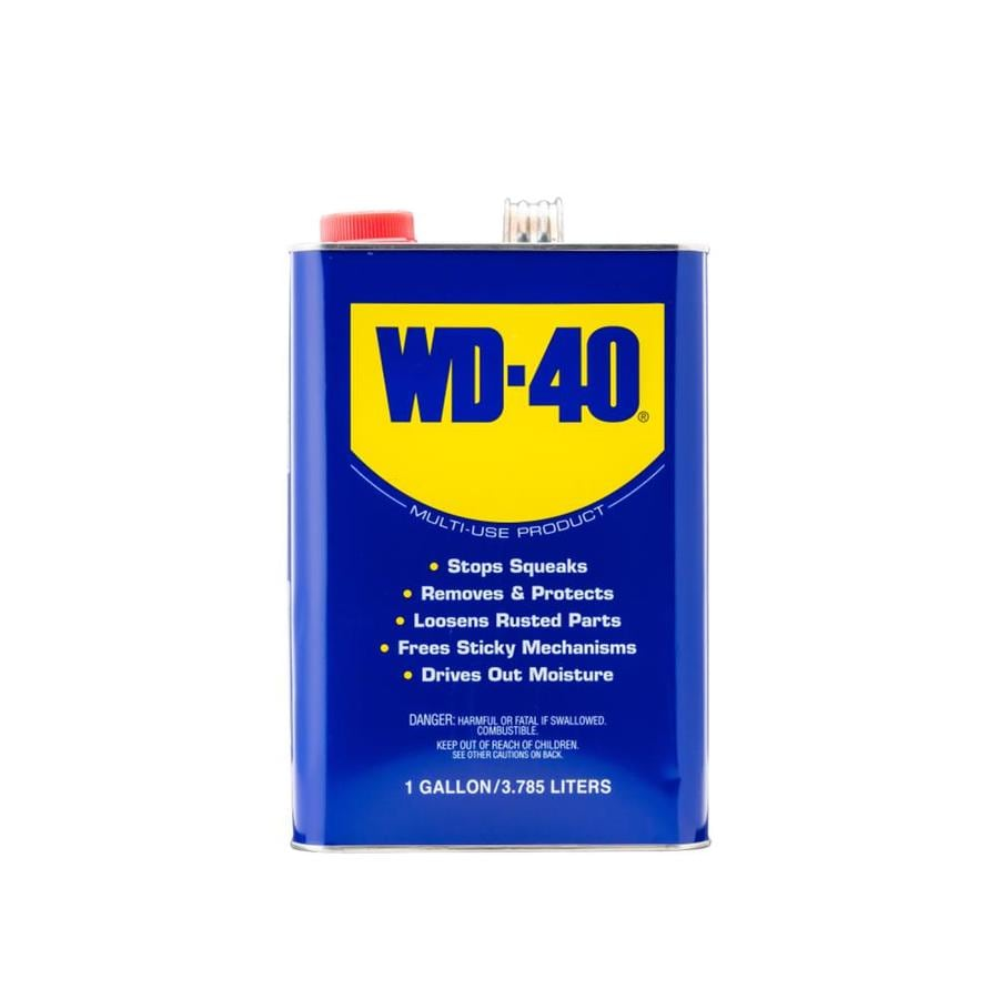 WD-40 1-Gallon Hardware Lubricant