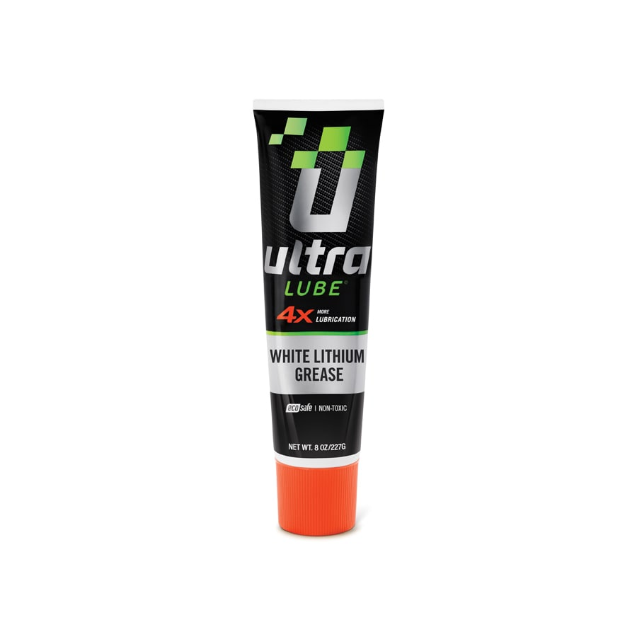 Ultra Lube 8-oz White Lithium Biobased Grease