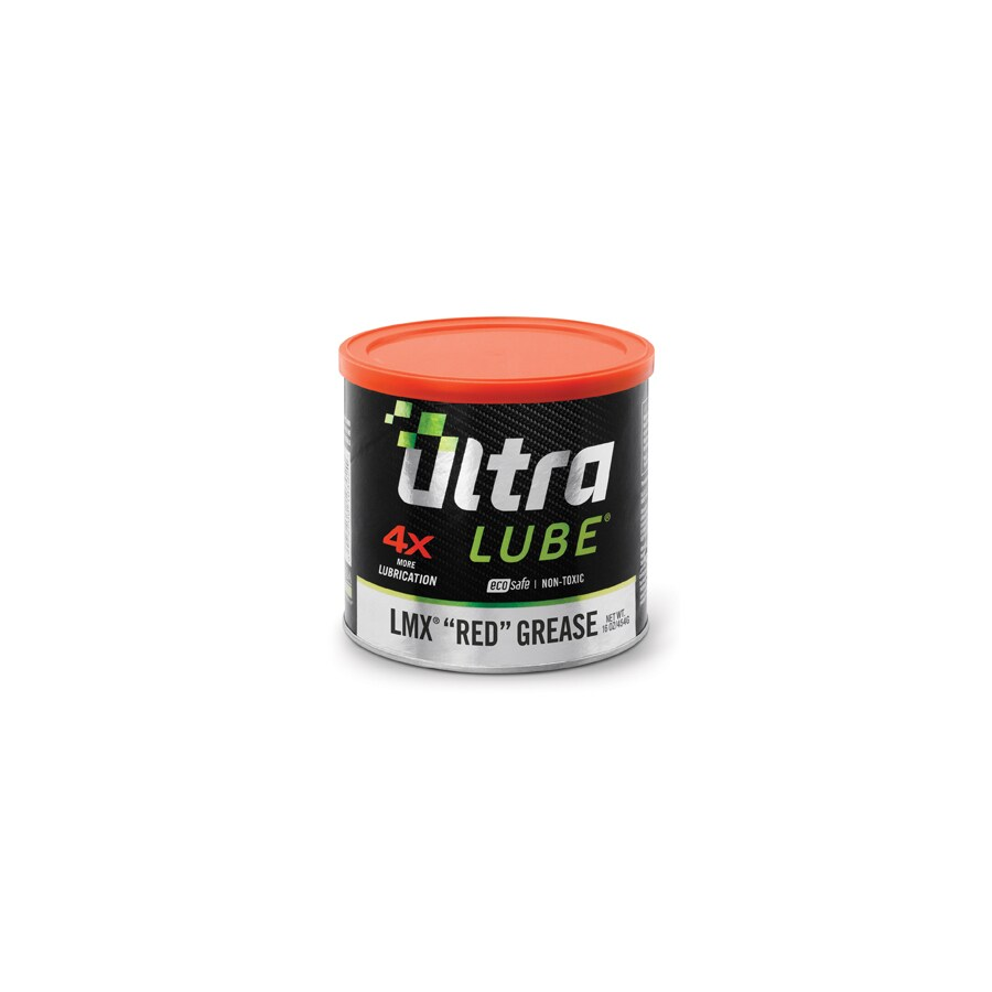 Ultra Lube 16-oz Red Biobased Grease
