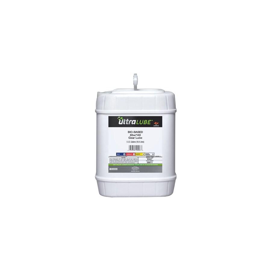 Ultra Lube 5-Gallon 85W/140 Gl5 Biobased Gear Oil