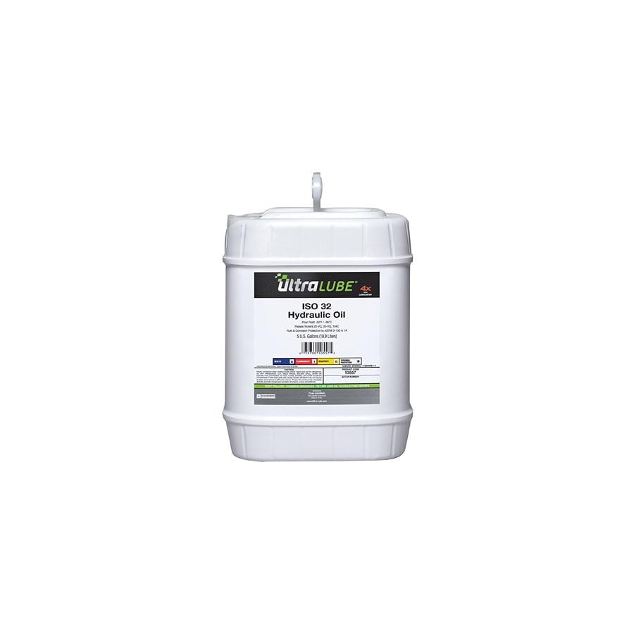 Ultra Lube 5-Gallon Premium Grade ISO 32 Hydraulic Oil