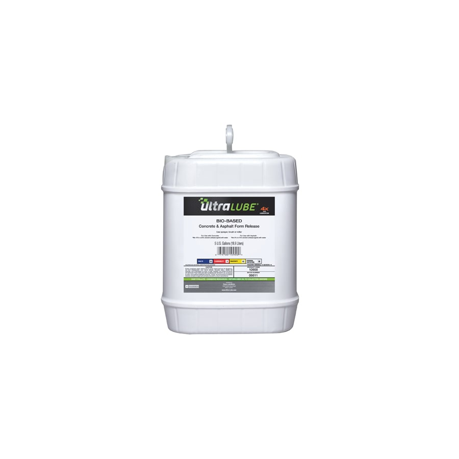 Shop Ultra Lube 5-Gallon Concrete and Asphalt Form Release at ...