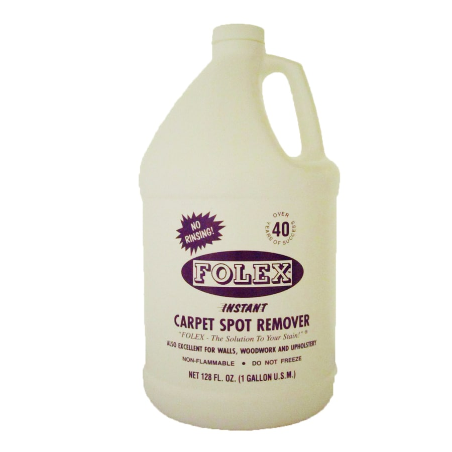 Shop FOLEX 128-oz Carpet Cleaning Solution at Lowes.com