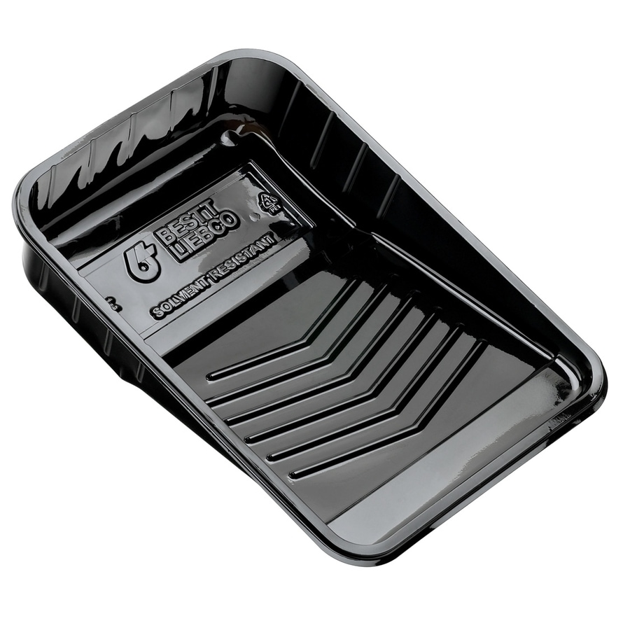 Bestt Liebco Disposable Paint Tray (Common: 4.5-in x 14.5-in; Actual 4.5-in x 14.5-in)