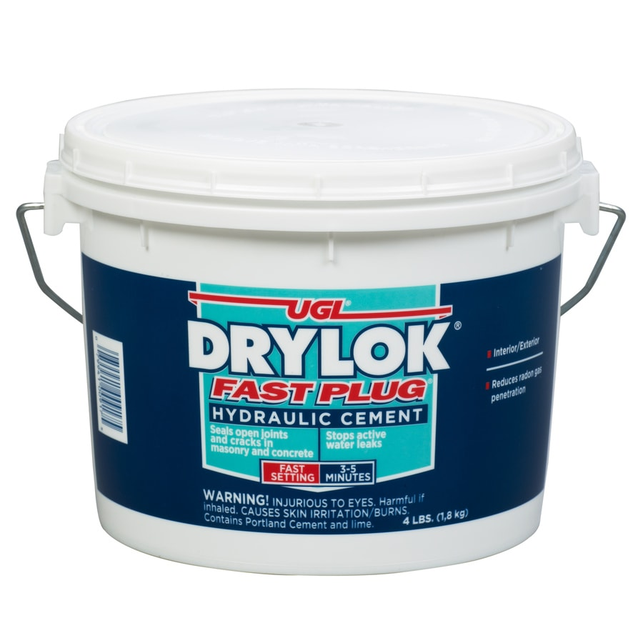 UGL Drylok 4-lbs Concrete Patch
